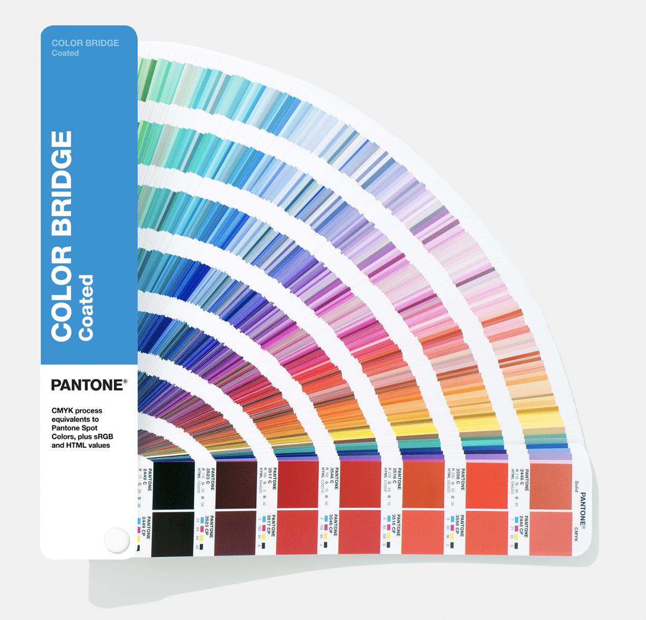 Pantone Color Bridge Coated Version 2020 Pantone Latinoamerica