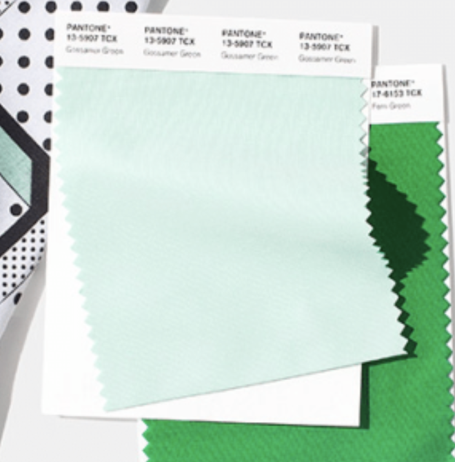 pantone para textiles
