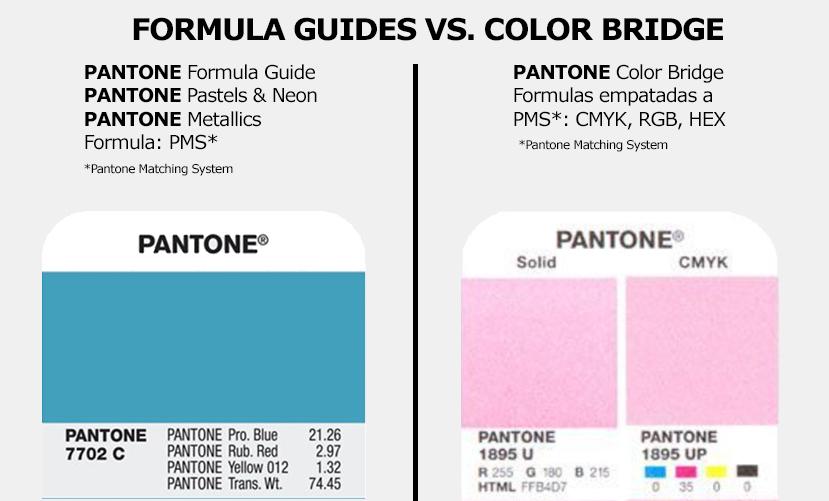 pantone para diseño grafico