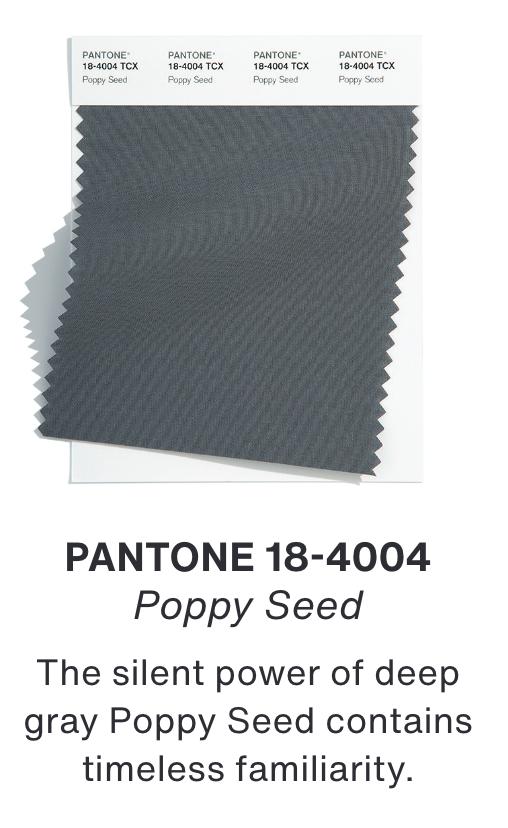 Pantone Spring 2022