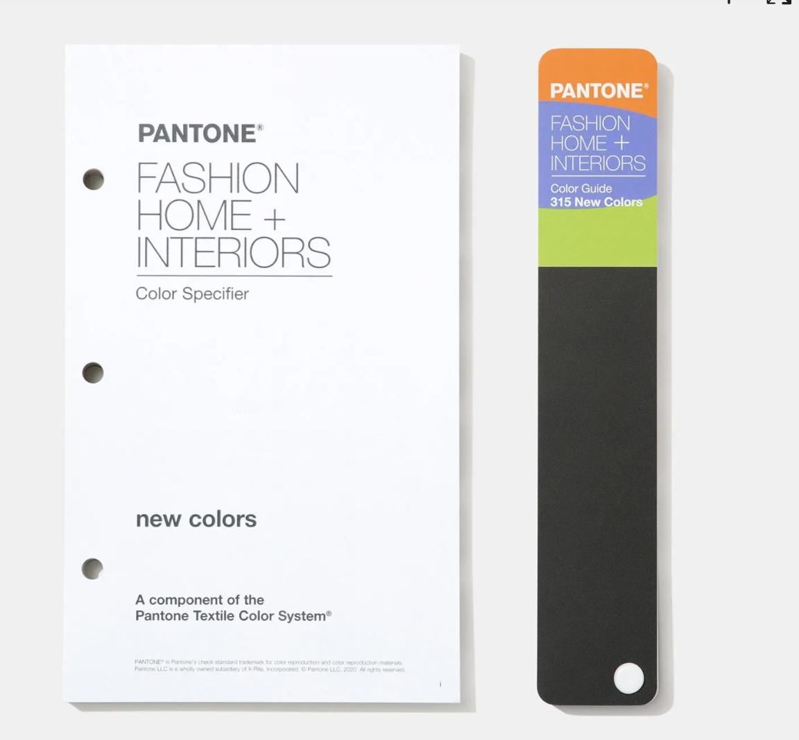 Suplemento 315 nuevos colores Pantone TPG